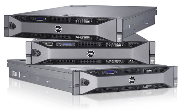 PowerEdge R710 Rack Server 360 degrees